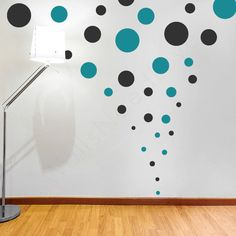Wall Decals - Assorted Polka Dots