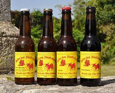 Bières de l'île d'Oléron : Bière des Naufrageurs - Jean-Luc Métayer Ferme des Landes 17190 St-Georges d'Oléron