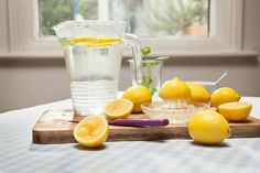 lemon water is so good for you! Here is twenty good incentives to take advantage of this amazing superfood! -Ash