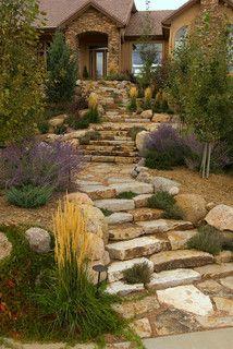 Rocky Mountain Landscapes - rustic - landscape - denver - by Fredell Enterprises, Inc.