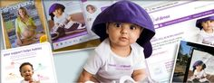 March of Dimes, March for Babies by susan lyons, via Behance