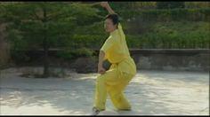 Wushu Chang Quan Yi Lu 初级长拳一路