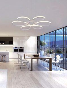 Conference Room, Dining Table, Led, Furniture, Home Decor, Modern Roof Design, Modern Ceiling Lights, Modern Lamps, Homemade Home Decor