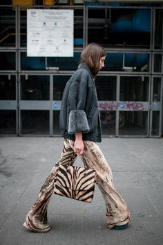 They Are Wearing: Paris Fashion Week                                                                                                                                                                                 More