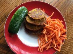 Veggie Pancakes for Veggie Haters