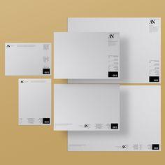 Letterhead Design, Brochure Design, Branding Design, Logo Design, Architecture Business Cards, Architecture Symbols, Corporate Design, Business Card Design, Autocad