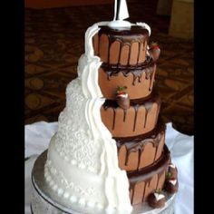 My future wedding cake!!