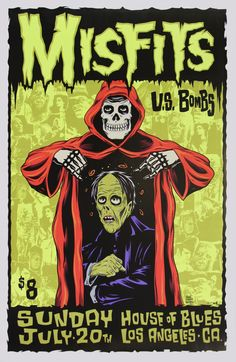 Misfits Artist: Alan Forbes