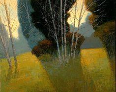 "Brent Watkinson - ""River Birch."""