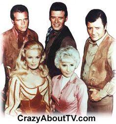 """Heath (Lee Majors) Nick (Peter Breck) Jarrod (Richard Long) Audra (Linda Evans) Victoria (Barbara Stanwyck).The Big Valley TV show was a 60 minute western action series on ABC about a strong-willed widow who was the leader of the Barkley family on their huge ranch in a Big Valley, circa 1870.  The exterior of the Barkley's home on The Big Valley was also used as the Wilkes' Plantation exterior in the movie """"Gone With The Wind."""""""