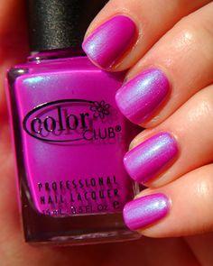 Color Club - Ultra Violet