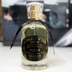 KRIGLER UlTIMATE K'Oud 75214 Luxury Fragrance - Citizens of Beauty