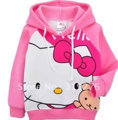 Hello Kitty Clothes For Girls | shipping lovely hello kitty Kids' girl clothes t shirts baby clothes ...