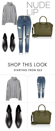 """Untitled #44"" by jk-jednacurica on Polyvore featuring River Island and Givenchy"