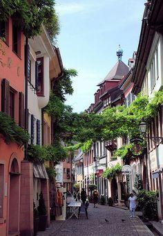 Konviktstraße, Freiburg, Germany
