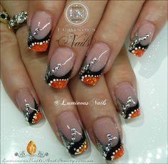 #NailArt by #LuminousNails #LuminousNailsAndBeauty.com ♥•♥•♥