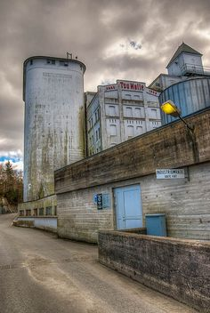 Industry HDR by ari-, via Flickr