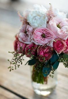 one of the most gorgeous bouquets I've seen in a while!