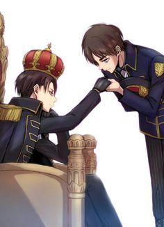 Levi & Eren | Shingeki no Kyojin #anime