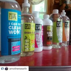 I LOVE Better Life American made natural cleaning products! #timetoclean #madeinusa  @cleanhappens @usalovelist