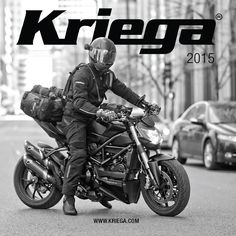 Motorcycle rider packs, bike packs, works series & accessories  www.kriega.com