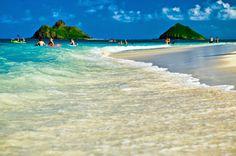 INOVAR TOUR: Praia de Lanikai, Hawaii