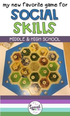 One of my favorite games for middle & high school students to incorporate social skills!
