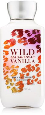 Wild Madagascar Vanilla Body Lotion - Signature Collection - Bath & Body Works