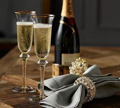Champagne Flutes, Wine Cellar, Crystal Bracelets, New Years Eve, Caviar, Happy New Year, Bubbles, Entertaining, Crystals
