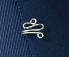 925 sterling silver Tragus cuff Ear Cuff Nose cuff by artstudio88
