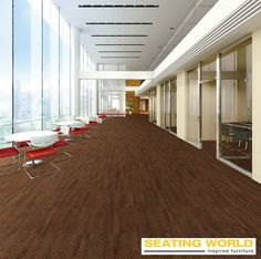 FOG Carpets by TOLI at Seating World Office http://goo.gl/WzmdJd