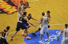 Baloncesto España-Lituania