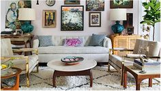 Room Envy // The Trust Fund Hippie + 5 Things | The Design Confidential