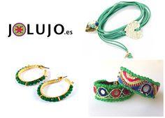 Complementos verdes. www.jolujo.es