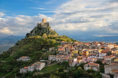 Burgos, Sardegna | 28 Towns In Italy You Won't Believe Are Real Places I lived in Italy for a summer and have only been to 4 of these... definitely on the bucket list!! #livinginitaly