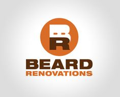 Logo. The B and R fit together well for brand.