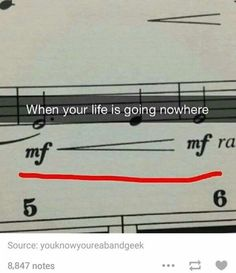 28 classical music memes that will completely define your life Do you feel all weird and woozy when you hear a chord cluster? Does the very thought of a perfect cadence make you melt? Then love these super-geeky classical music memes. Funny Band Memes, Marching Band Memes, Band Jokes, Funny Puns, Funny Stuff, Choir Memes, Choir Humor, Music Jokes, Band Memes