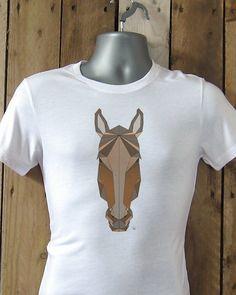 Geometric Horse T-Shirt New Project Ideas 9d08c64dc