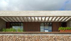 20131111_arqA_pedra,concreto,vidro,madeira #Hotel Fasano Punta del Leste