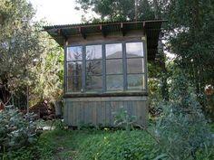 Outdoors: Jeff Shelton Huts in Santa Barbara: Remodelista