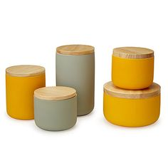 Look what I found at UncommonGoods: Ceramic Canisters for $NaN #uncommongoods