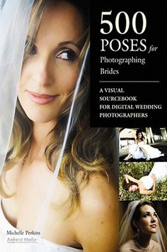 BOOK-1909 500 Poses For Photographing Brides