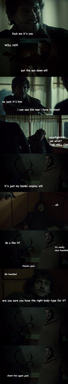 Hannibals Bambi CP, seems legit