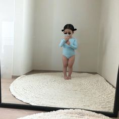 reckon my future daughter will be like this lmao Cute Asian Babies, Korean Babies, Asian Kids, Cute Babies, Cute Little Baby, Cute Baby Girl, Little Babies, Little Girls, Moda Club