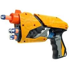Nerf Furyfire Dart Tag Blaster
