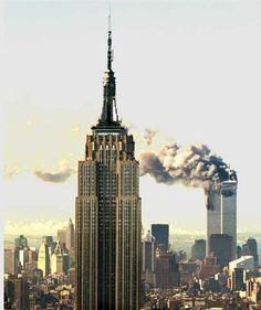 Vintage NYC, 9.11.2001, a day that lives in infamy- remember<3