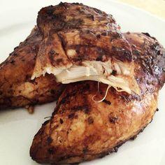 Whole30 chicken dinner