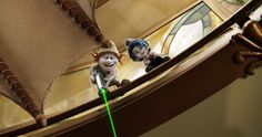 What are Vexy & Hackus upto?  Catch them in The Smurfs 2 at a theatre near you today
