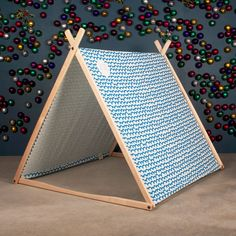 Blue Waves Wonder Tent - Such Great Heights - Such Great Heights