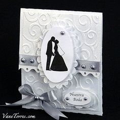 tarjetas para bodas en scrap - Bing Imágenes